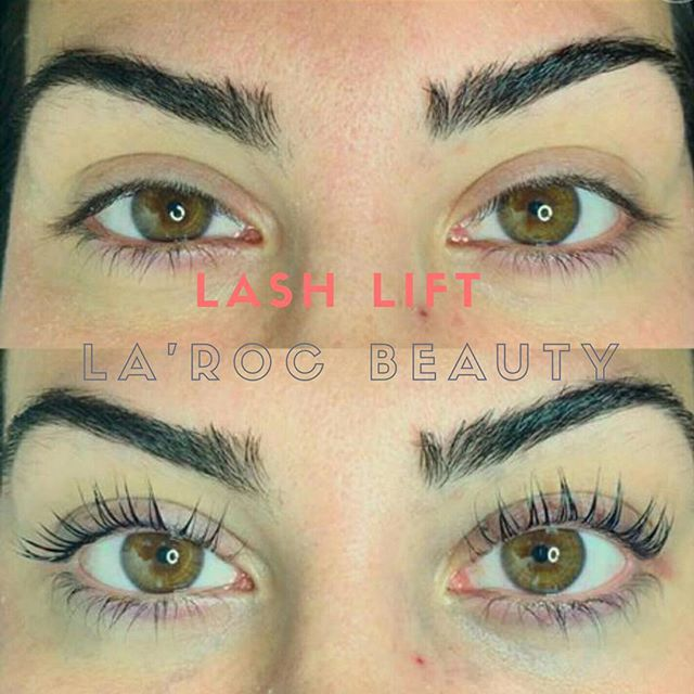 Lash Lift and Lash Tint