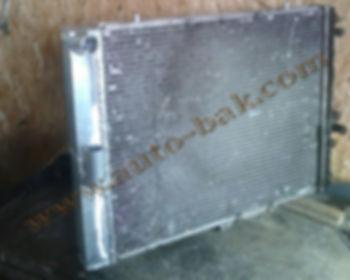 Изготовление алюминиевого бачка (банки боковины) для радиатора для автомобиля Mercedes ML/Мерседес МЛ