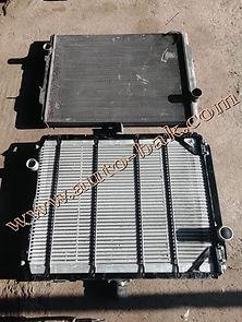 Изготовление нового радиатора Рено Магну