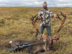 Reindeer Hunt AK