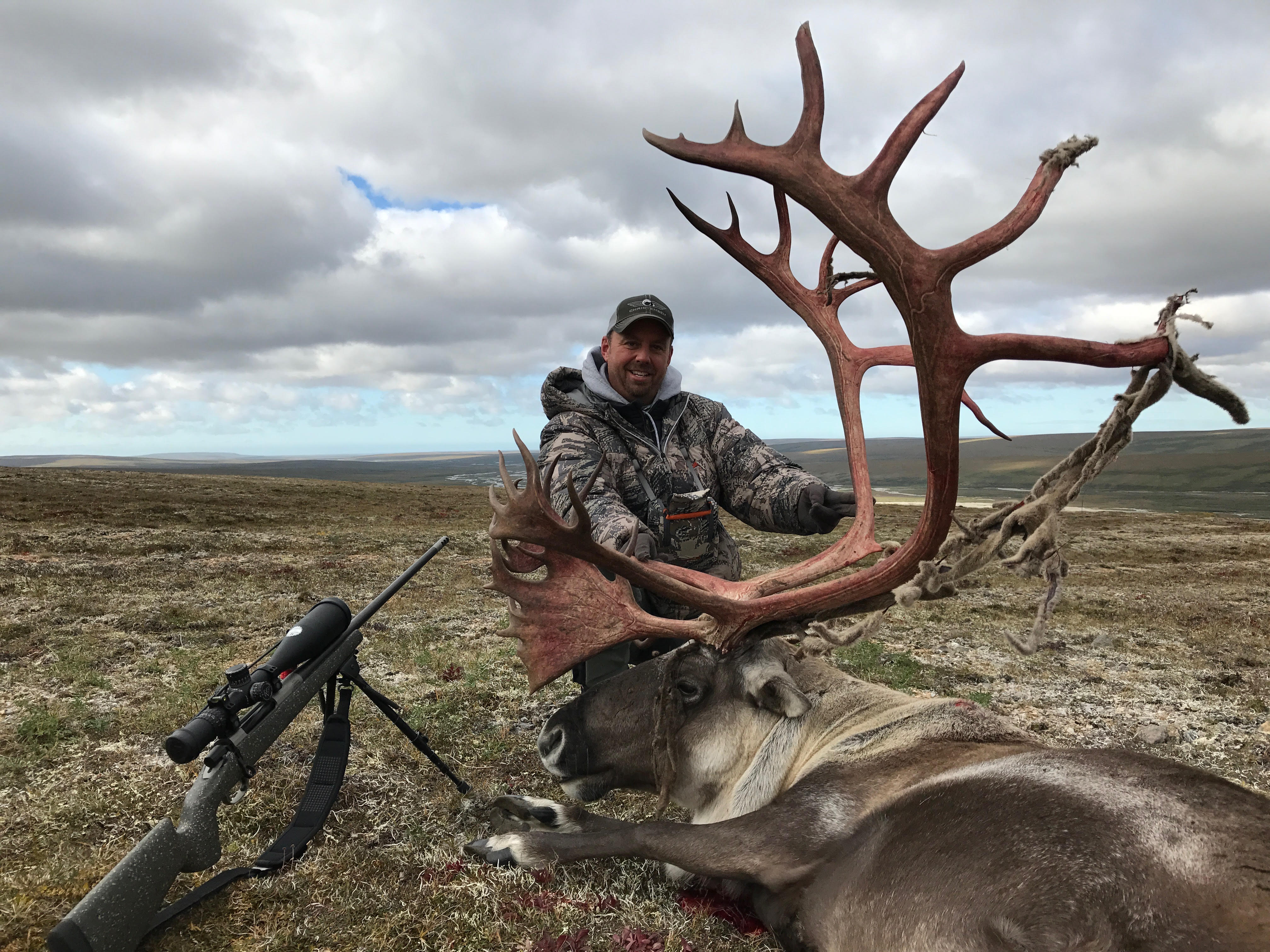 Reindeer Hunt Alaska