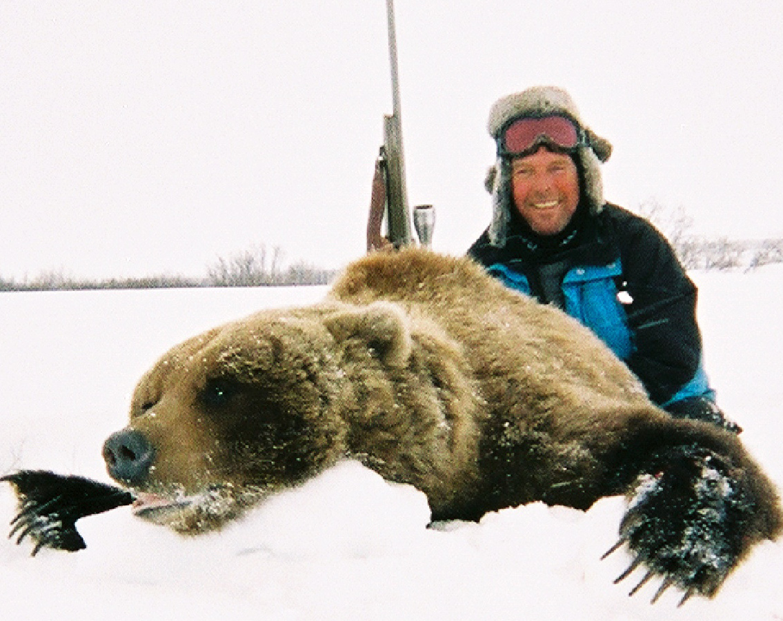 Grizzly Bear Hunting in Alaska