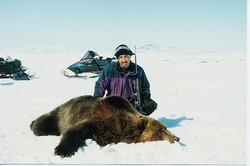 Hunting Brown Bear AK