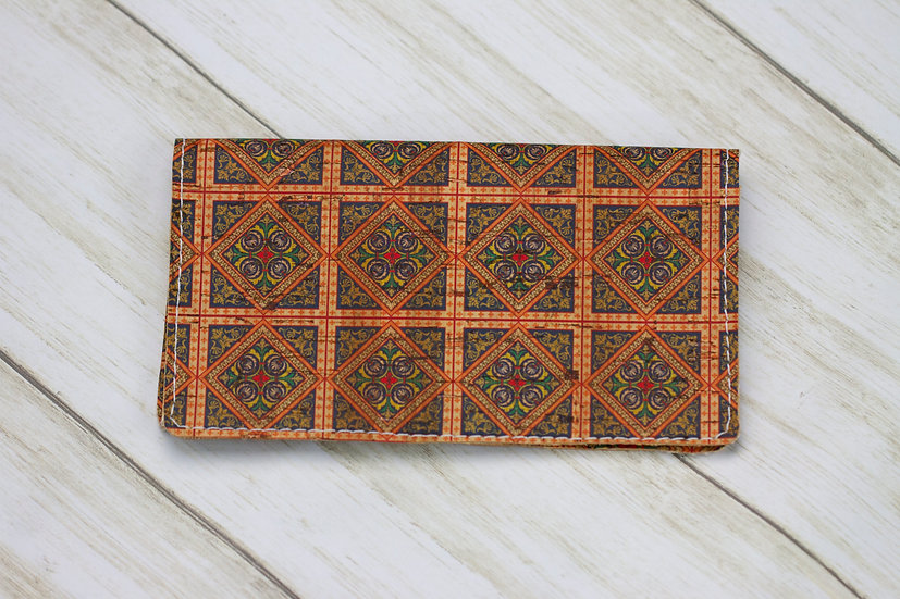 Mosaic Checkbook Cover