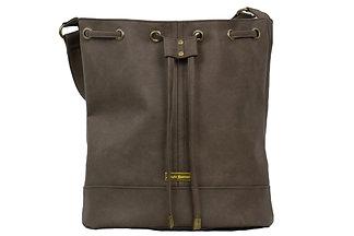 Drawstring Bucket Handbag