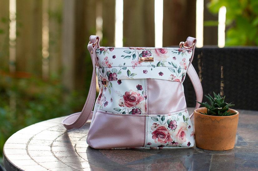 Pink and Rose Ciara Crossbody Bag