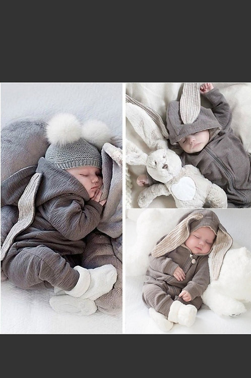 Baby Big Ears Romper Suit