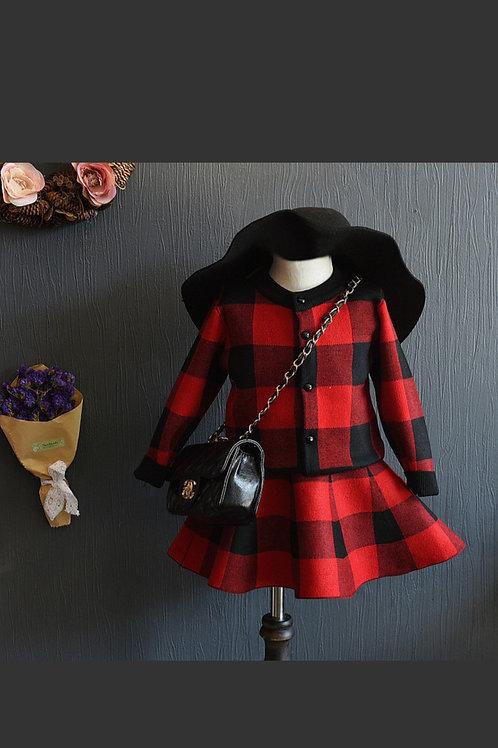 Autumn /Winter Two-piece Suit