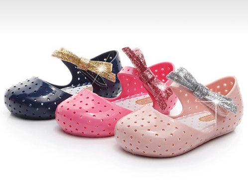 Mini Sed Girls Jelly Shoes