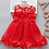 Thumbnail: Cotton Vest Baby Girl Dress