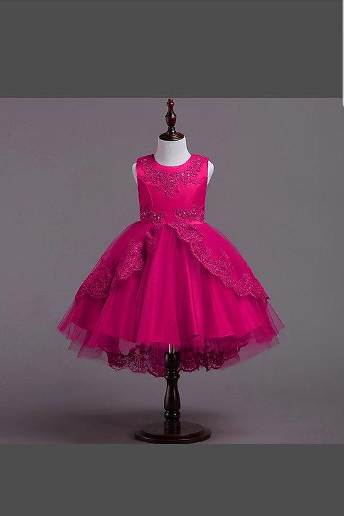 Cute Mesh Princess / Flower Girl Dress
