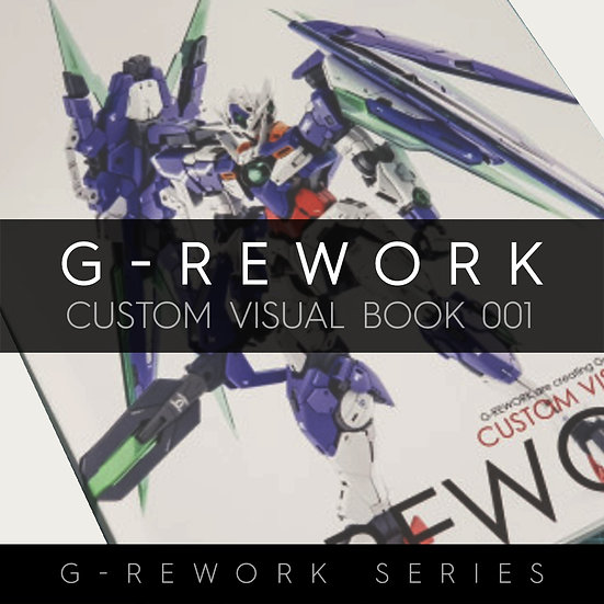 G-REWORK CUSTOM VISUAL BOOK 001