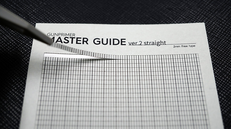 MASTER GUIDE 2.0 (2mm x Free type)