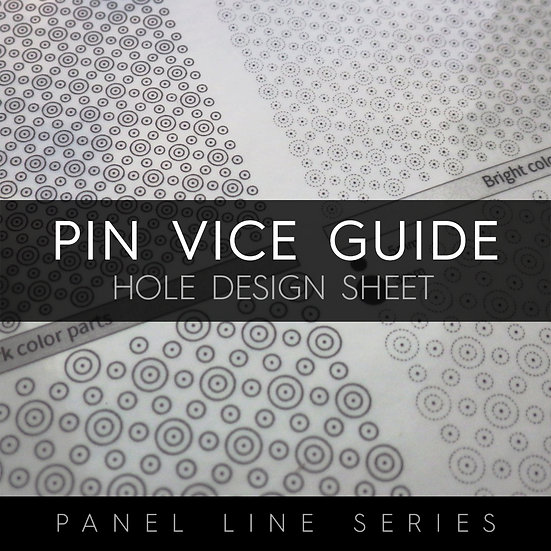 PIN VICE CUSTOM GUIDE