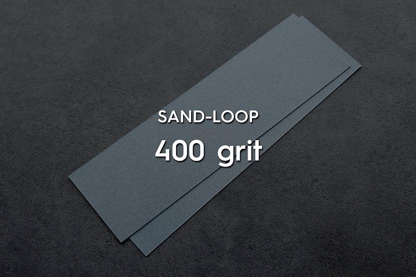 SAND-LOOP (400grit)