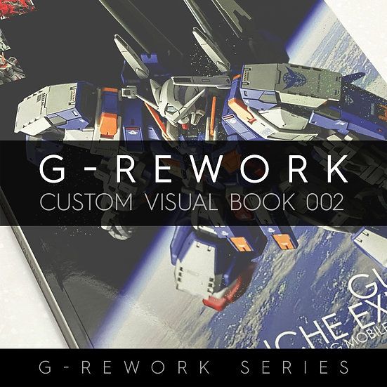 G-REWORK CUSTOM VISUAL BOOK 002