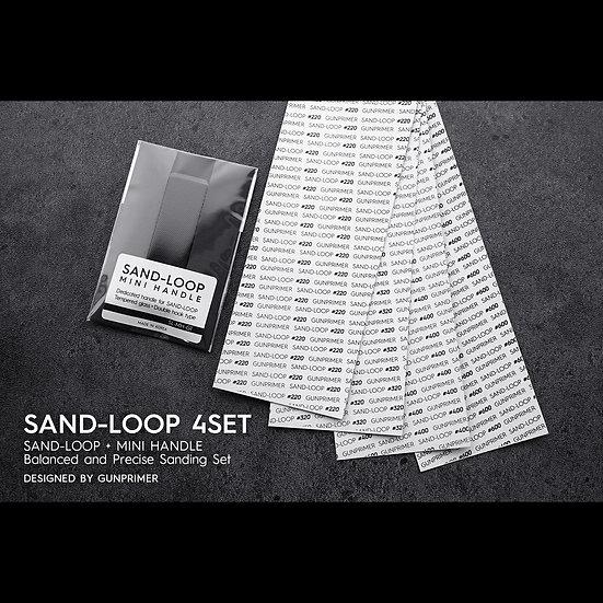 SAND-LOOP 4SET