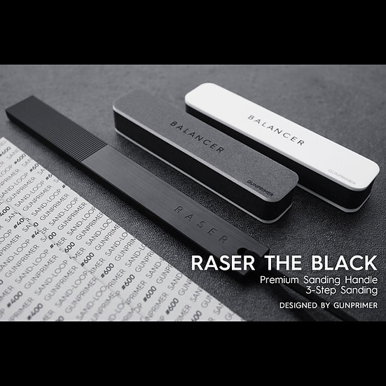 RASER THE BLACK