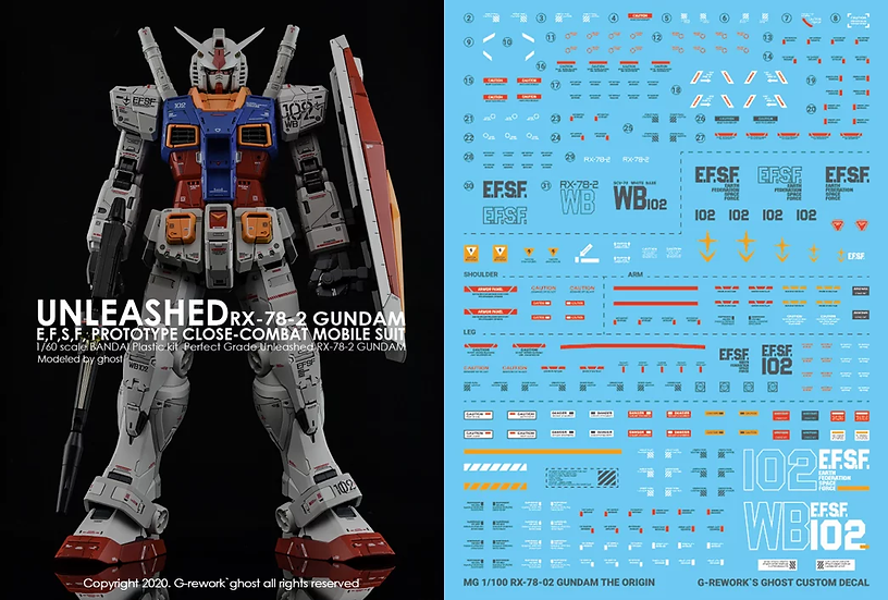 [PG] UNLEASHED RX-78-2 GUNDAM