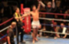 TRY-EX KICKBOXING GYM・トライエクスキックボクシングジム・プロ選手・白井達也