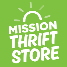 Another Donation Destination - Mission Thrift Store