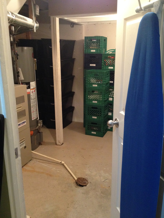 FURNACE ROOM (The After)
