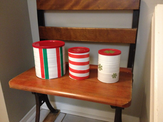DIY Storage for Ugly Holiday Items