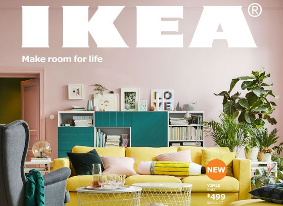 How to Get a Hard Copy of the Ikea Catalogue