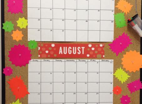 Make a Fun Summer Calendar for Kids