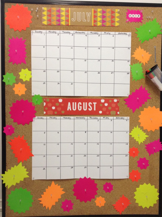 Make a Fun Summer Calendar for Kids