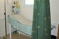 מיטת הטיפולים