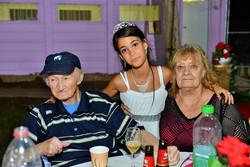 שובל עם סבא וסבתא