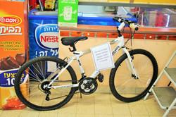האופניים החדשים של דפנה