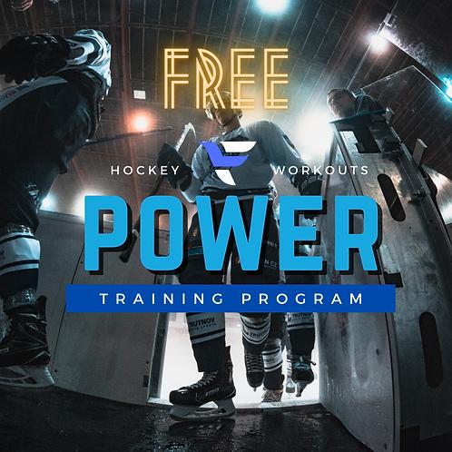 Free Power Training Week