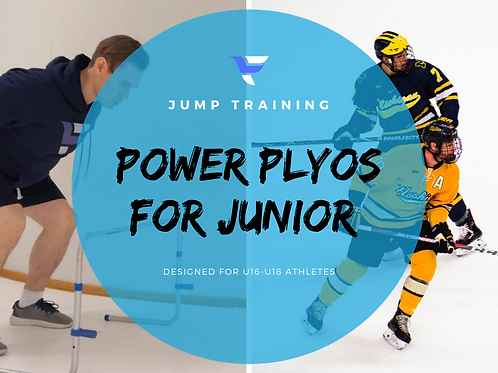 Power Plyos For Junior
