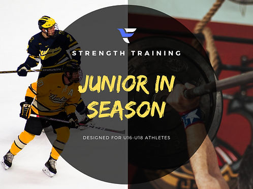 Junior In Season