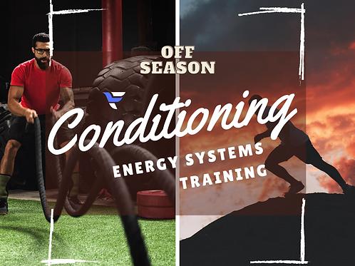Energy Systems Training