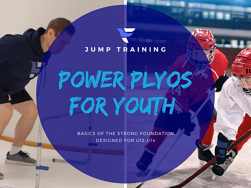 Power Plyos For Youth