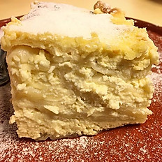 Plăcintă cu brânză și stafide