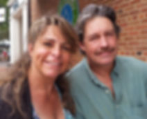 Sylvia Hofmann-Coleand Dennis Cole