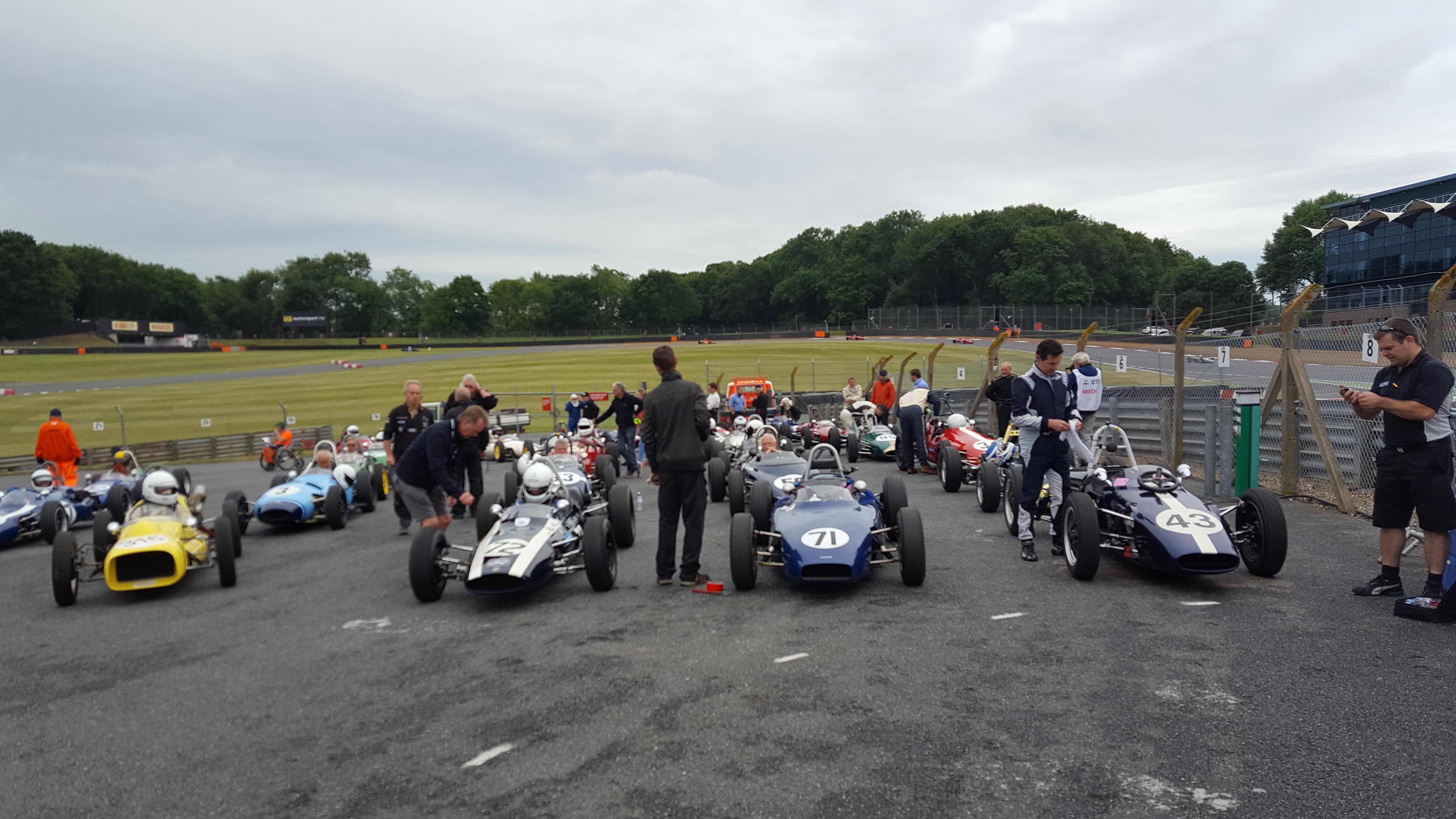 Formula Juniors