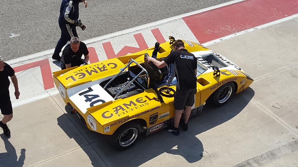 Lola T212 Goncalo Gomes