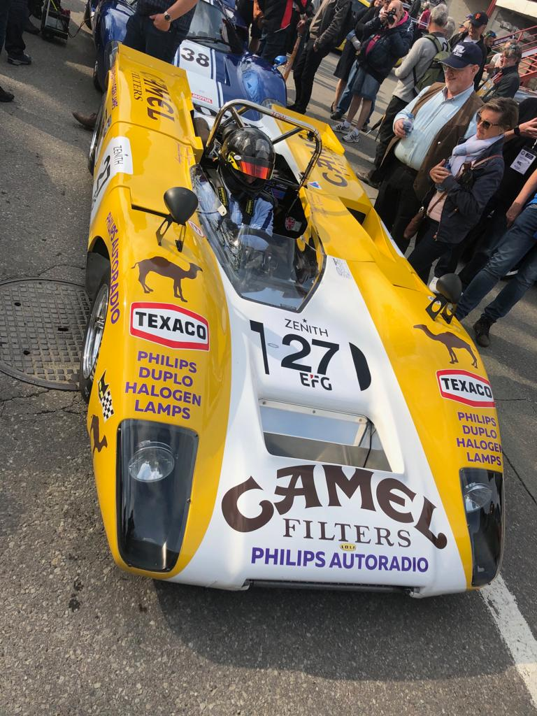 Goncalo Gomes Lola T212