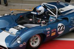 Michiel Smits Silverstone Classic