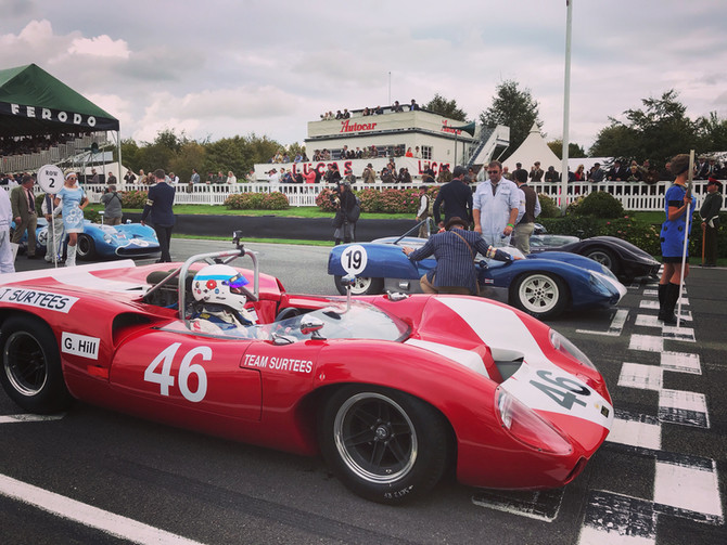 Goodwood Revival Results 2018