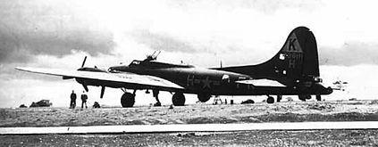 B-17 Kimbolton Airfield, RAF Kimbolton