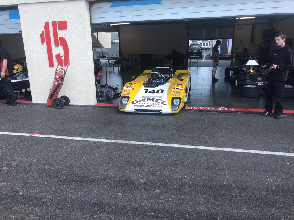 Lola T212 Paul Ricard 2019