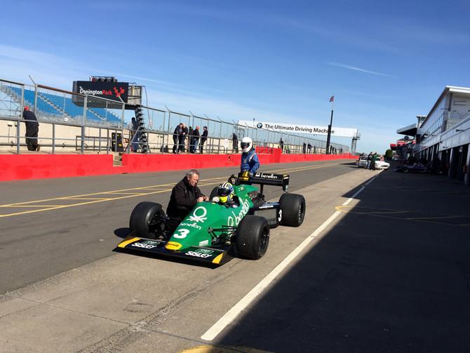 F1 and Sportscar Test