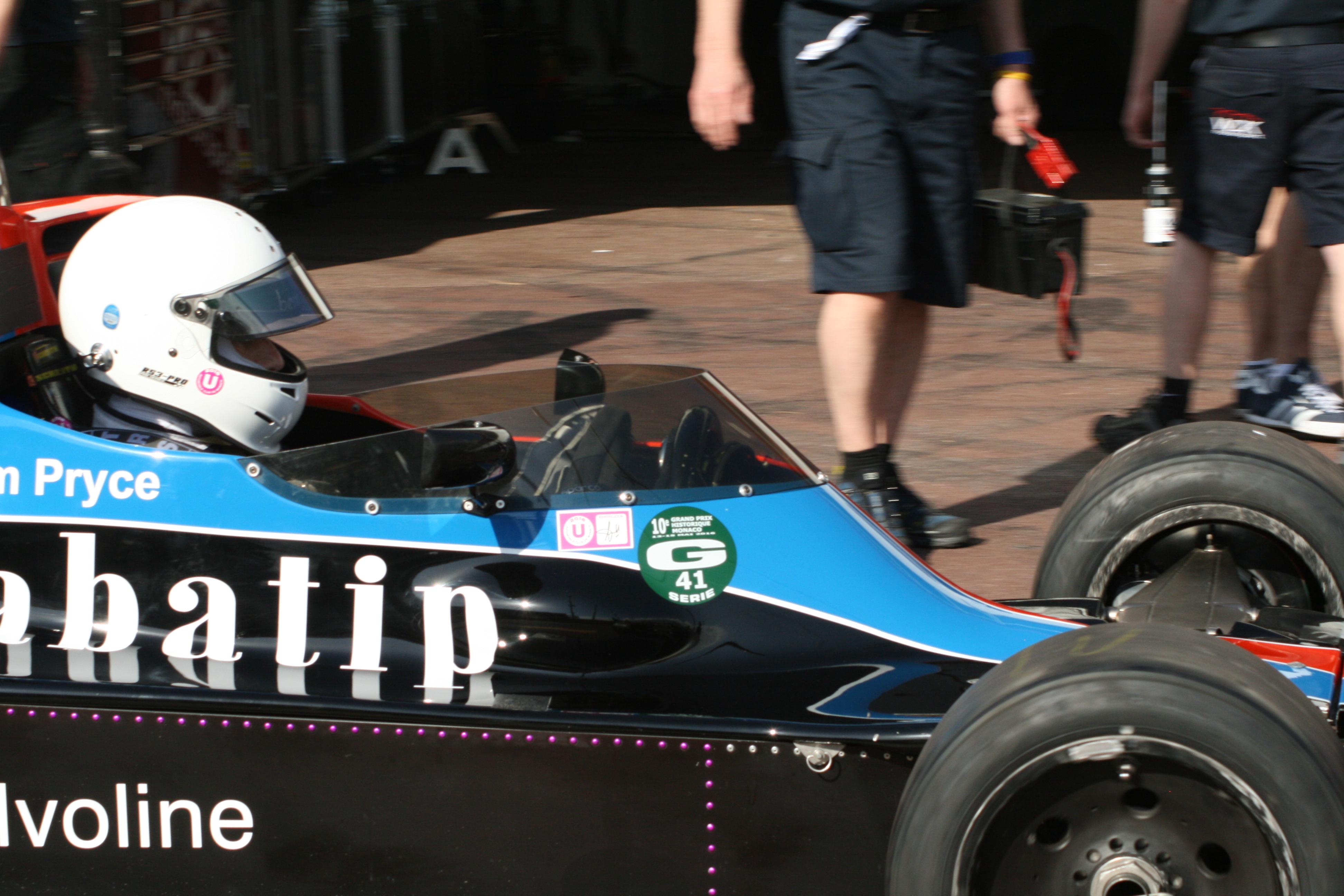 Monaco Historic Grand Prix 2016