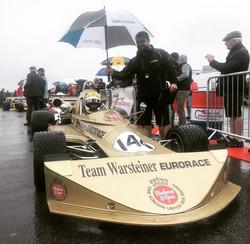 Phil Hall F2 Race